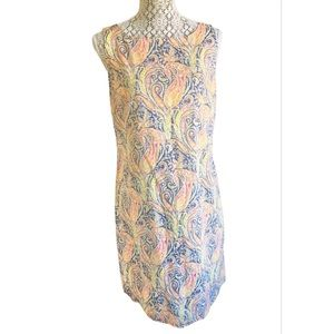 Liberty of London floral paisley dress size 10